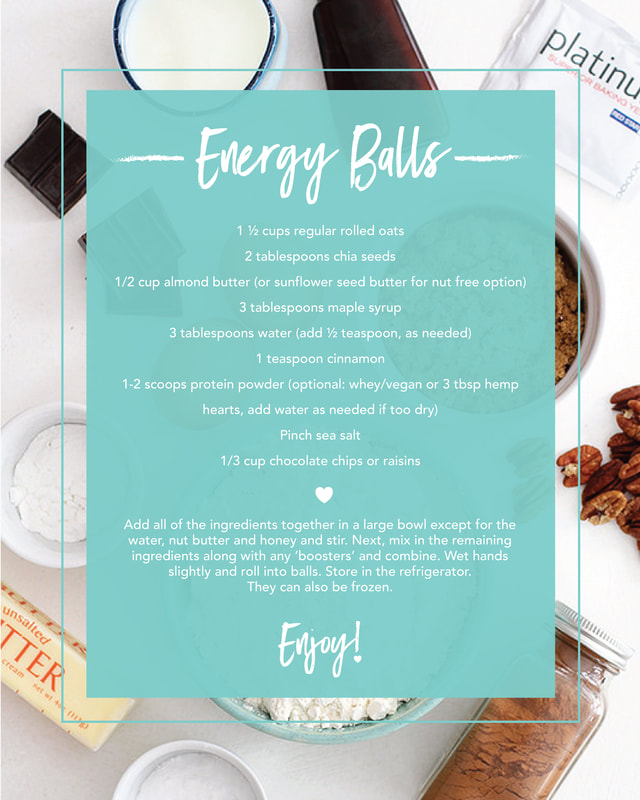 How To Make Simple Nutritious And Delicious Energy Balls