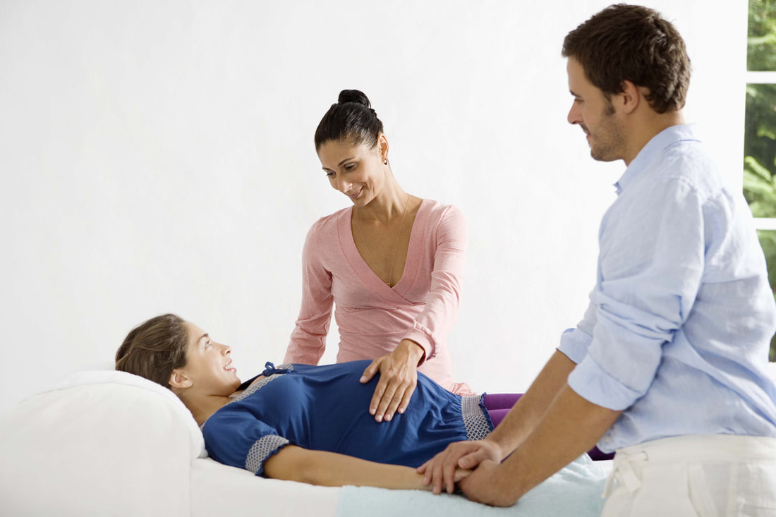 Free Acupressure for Labour Workshop Toronto